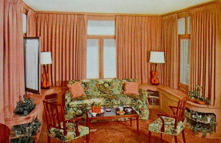 17 Best Images About 1940s Decor On Pinterest