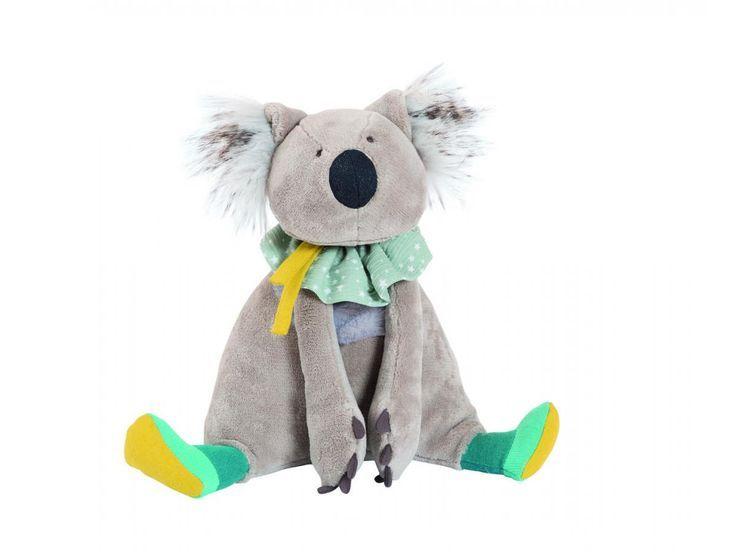 Moulin Roty - Poupée koala Gabin Roty Moulin Bazar #paris #baby #babygirl #babyboy #fashionkids #puériculture #bebe #bébé #maternité #listedenaissance #naissance #cadeaunaissance #futuremaman #grossesse #enceinte #jeu #jouet #enfant #activité #deco #kids #babyroom #moulinroty #peluche #koala
