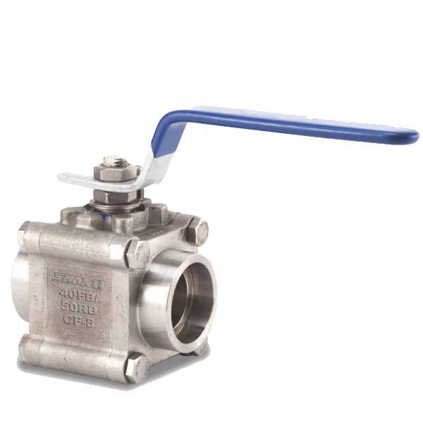 SS  ball valves socket end