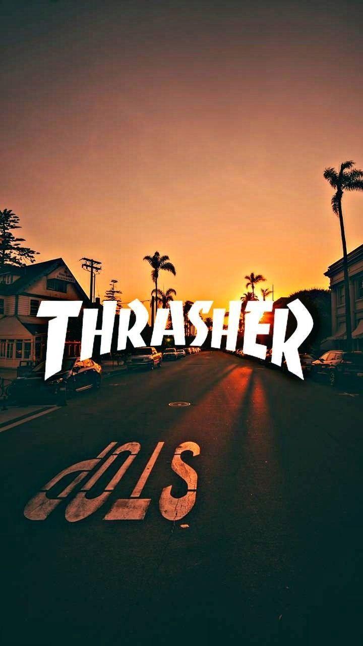Thrasher Skateboard wallpaper Wallpaper, Iphone