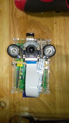 Easy Raspberry Pi Security Cam with Automatic Web Upload