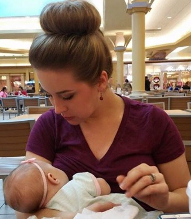 10 objections to breastfeeding in public, and why nursing in public is always valid!