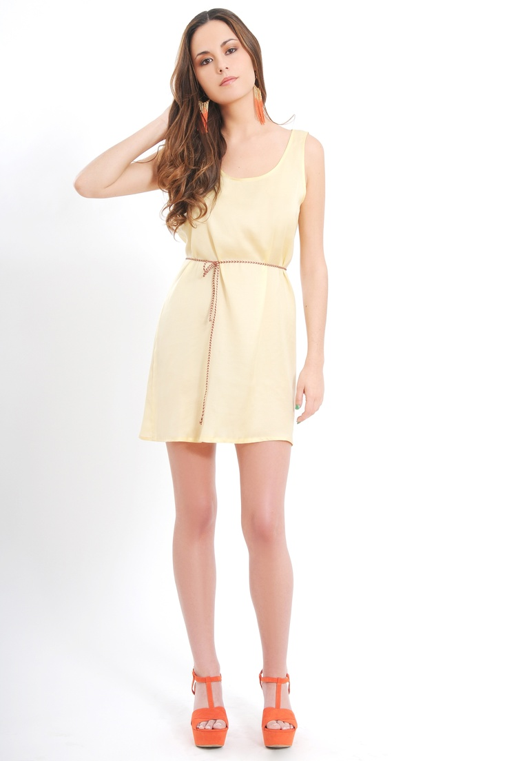 Sara Dress. Modal & cupro blend. Feels like silk.  89$