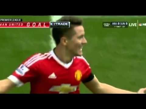 Эвертон 0 3 Манчестер Юнайтед, АНГЛИЯ: Премьер-лига - Тур 9