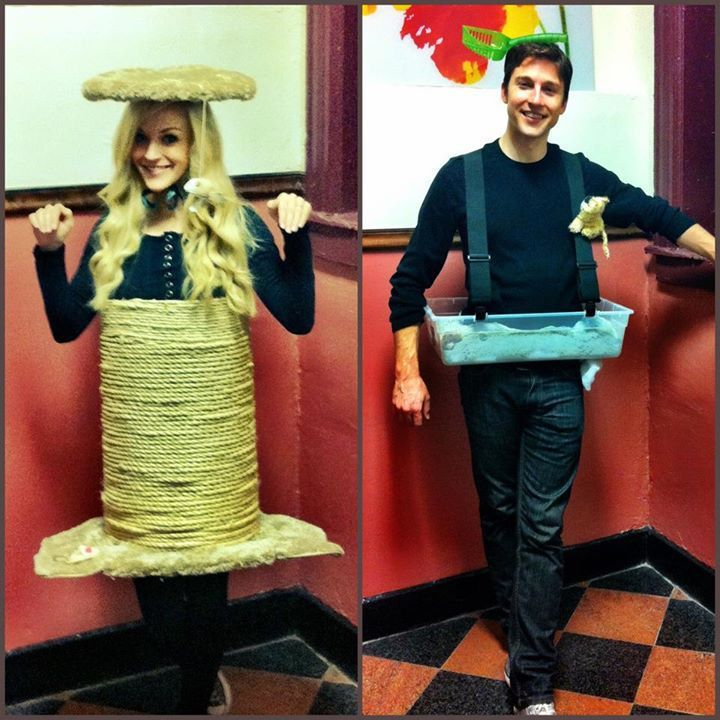 save some cash this halloween by creating one of these awesome cheap couples costumes that are not just affordable but also original - Cheap Costume For Halloween