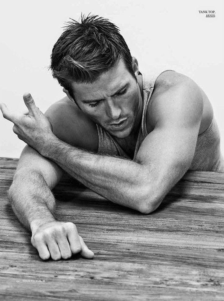 Scott Eastwood for Hercules Magazine Fall 2014