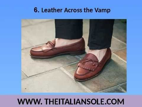7 Features of an Ultimate Loafer Shoes for Men