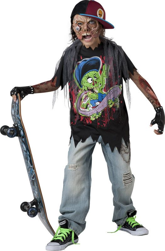 boys zombie costume zombies costumes for boys - Halloween Costumes Of Zombies