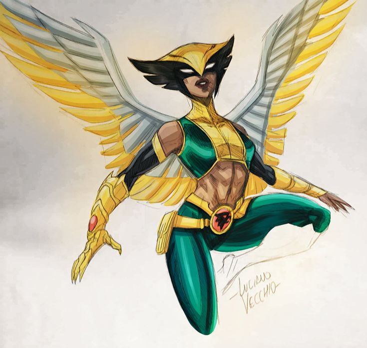 Hawkgirl: 779 Best Hawkgirl/Huntress Images On Pinterest