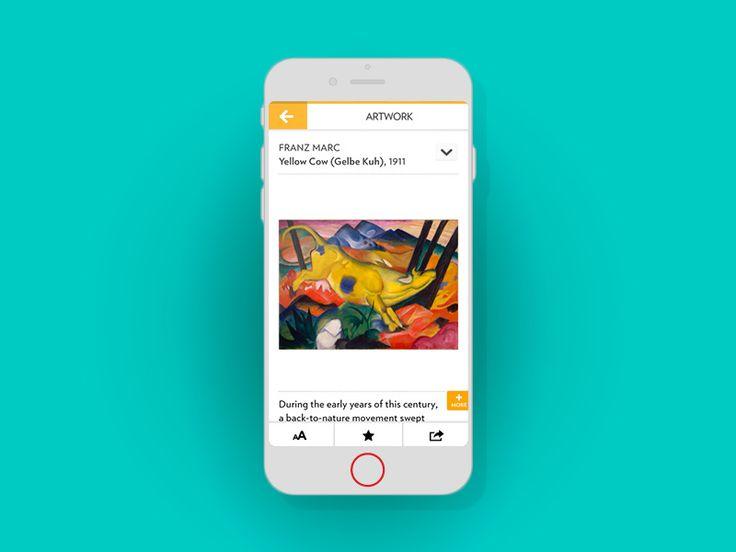 Музей Соломона Гуггенхайма для iOS и Android Прогулка по музеям мира: мобильные приложения / Newtonew: новости сетевого образования