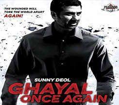 Ghayal Once Again (2016) DM -  Sunny Deol, Om Puri, Tisca Chopra