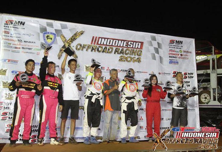 """Seruu.com - Ajang balap Offroad Racing yang dikenal dengan nama """"Indonesia eXtreme Offroad Racing (IXOR) 2014"""", akan memasuki putaran ke-4 dari total 5 putaran di tahun 2014 yang akan segera dilangsungkan minggu ini."""
