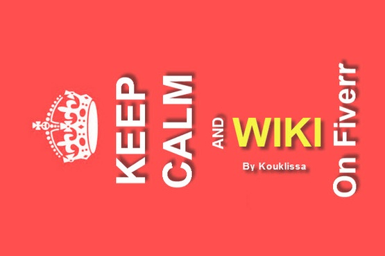 kouklissa: submit Your Article To 500+ WIKIS OnLy HigH PaGe Rank 1 to 7, Ping them Unlimitted Links and Keywords and Bonus for $5, on fiverr.com