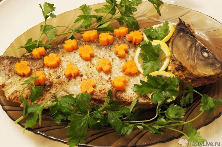 Рыба фиш (гефилте фиш)