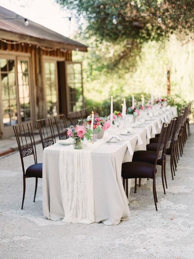 wedding venues on budget in california%0A Union Hill Inn Sonora CA Wedding  Trendy Bride Magazine