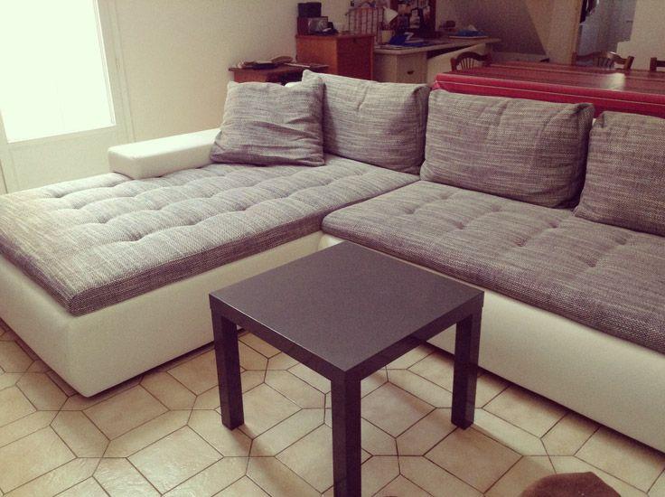 17 best images about meubles de salon alterego design on for Grand plaid pour canape d angle