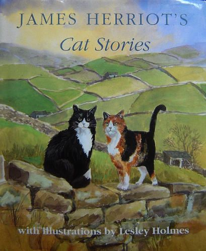 James Herriot's Cat Stories: James Herriot, Lesley Holmes: 9780312113421: Amazon.com: Books
