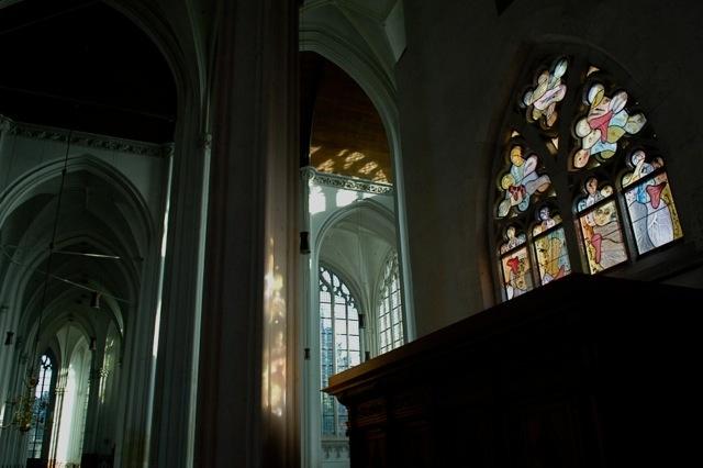 'Stigmata' 2001 St. Stevenskerk Nijmegen