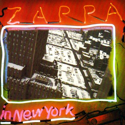 Zappa in New York - Wikipedia, the free encyclopedia
