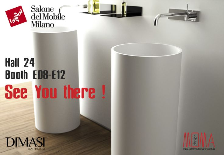 MOMA Design @ Salone del Mobile 2014 Milano   Pad. 24 Stand E08-E12