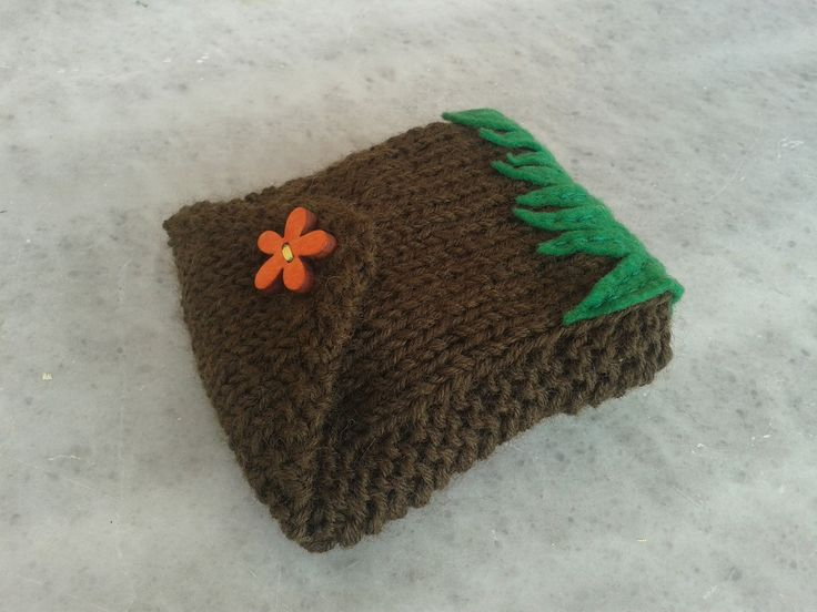 Ravelry: Athele's Earbuds Case