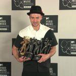 MTV VMA: Justin Timberlake top, Miley Cyrus Flop!
