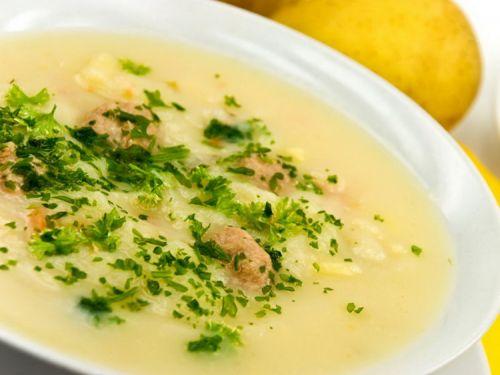 Πολίτικη Κουζίνα Αλίντα Κανάκη: Κοτόσουπα με λαχανικά