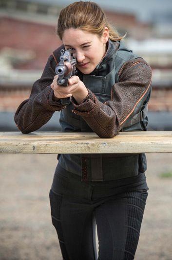 Tris~Divergent~ ~Insurgent~ ~Allegiant~