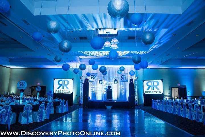 Chanel Inspired Bat Mitzvah Bar Mitzvah Party Ideas | Photo 9 of 18