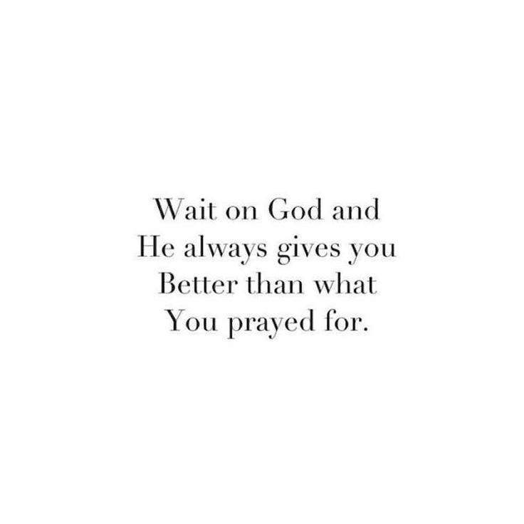 God gave me wayyyy more than I ever dreamed of that is fo sho! Lol  #worththewait #faith #jesusismysavior
