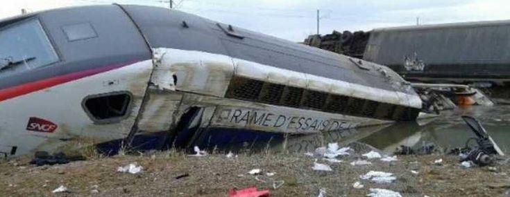 Accident de TGV en Alsace: Réellement un accident ou un attentat dissimulé?