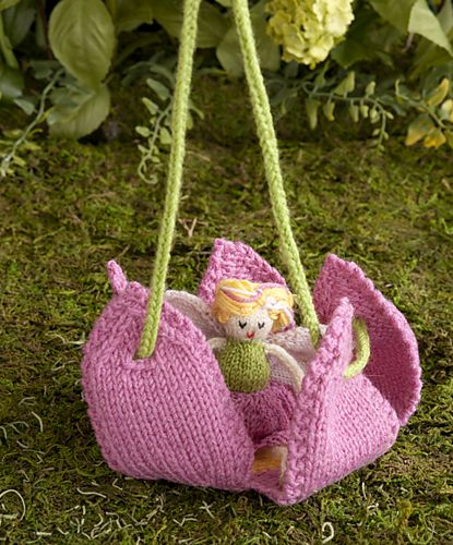 Ravelry: #36–38 Flora & Fairies pattern by Susan B. Anderson