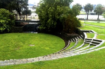 Amphitheatre at Footscray Community Arts Centre
