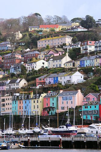 Dartmouth, Devon, UK