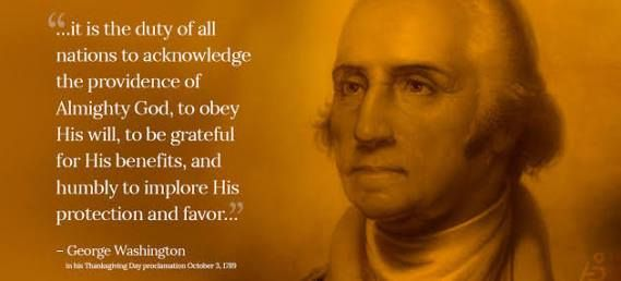 Ugh, even if George Washington said this it doesn't make it true.  I'm so sick of these arguments from authority.