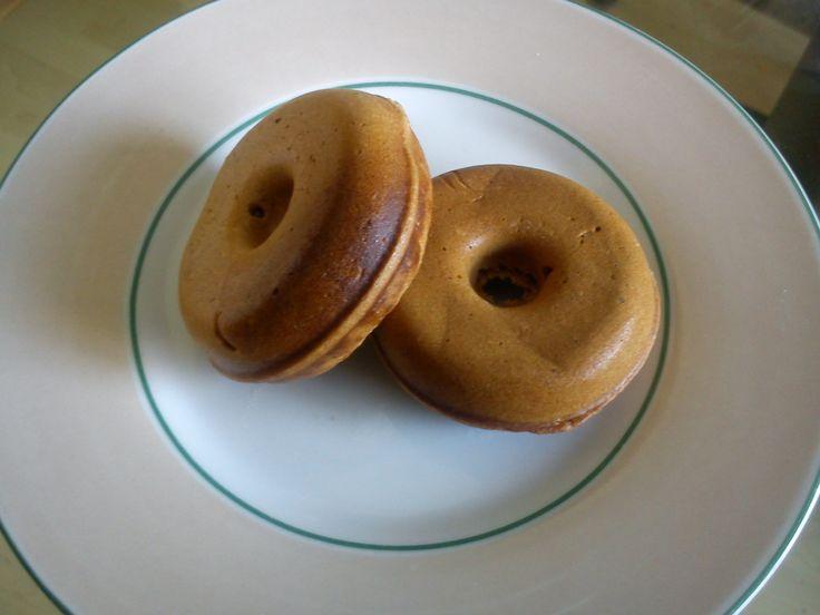 Vegan Donuts (Chocolate)
