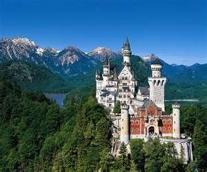 New Schwanstein Castle - Bavaria, Germany