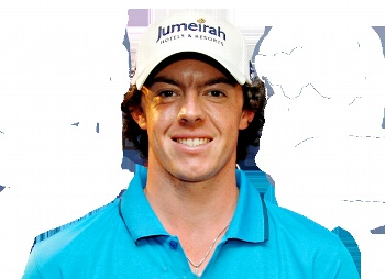 Rory McIlroy the new World's #1 as of May 6, 2012.