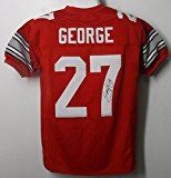 Eddie George Ohio State Buckeyes Autographs