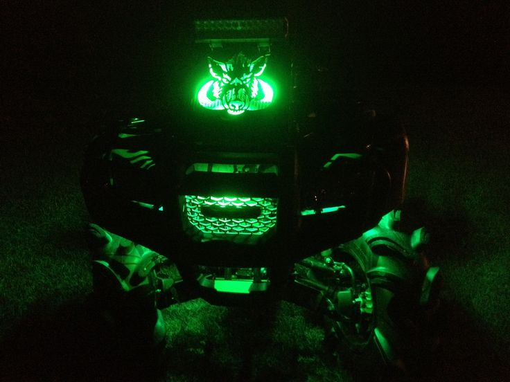 47 best images about 4x4 atv 39 s on pinterest green led for Ebensburg hunting and fishing