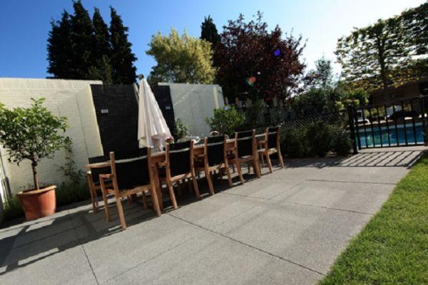 Sierbestrating beton strak voor in uw tuin - Pieper Ermelo
