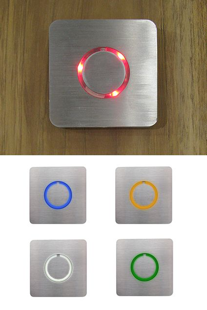 Luxello Touch Doorbell Surrounding Com Aj Home
