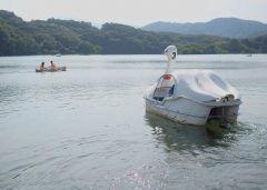 伊豆高原の百景園には一碧湖っていう湖があってボート遊びが楽しめるおすすめスポット カップルはもちろん家族や友だち同士の旅行でも盛り上がること間違いなしです 手漕ぎボート以外に足漕ぎでOKのスワン型やカメ型のボートなど種類も豊富 静かな湖だからだれでも安心して楽しめますよ  tags[静岡県]
