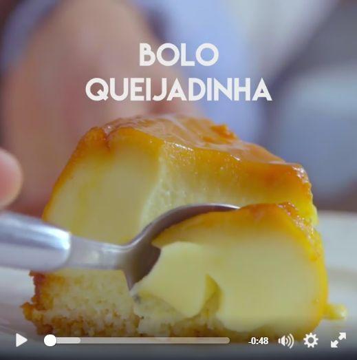 Bolo Queijadinha - Tastemade Brasil