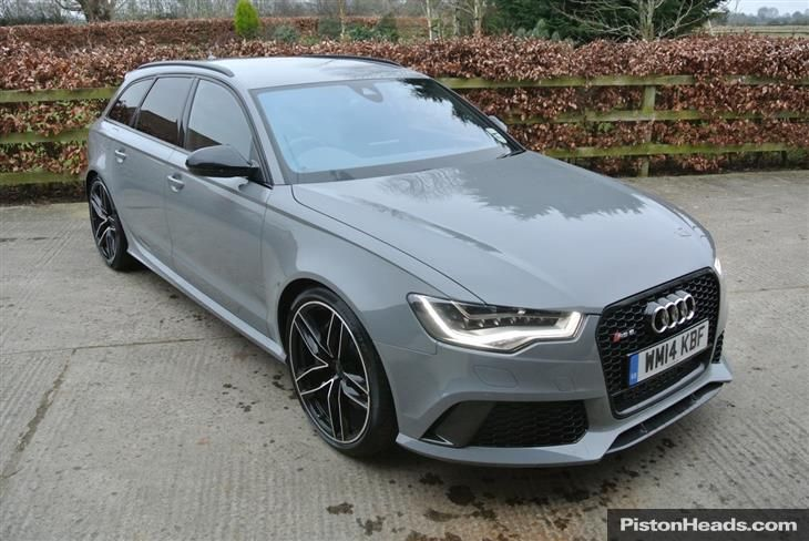 used 2014 audi rs6 rs6 avant tfsi v8 quattro for sale in somerset pistonheads cars. Black Bedroom Furniture Sets. Home Design Ideas