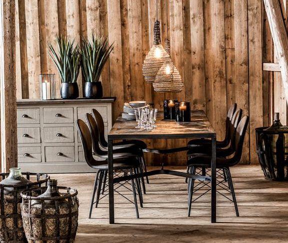 Home&Cottage - Muriel bord Baxter kjøpmannsdisk