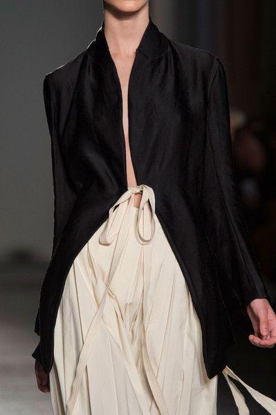 Uma Wang at Milan Fashion Week Spring 2016