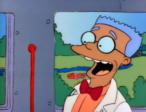 When Waylon Smithers made his Simpsons debut, he did so as an African-American character — accidentally.