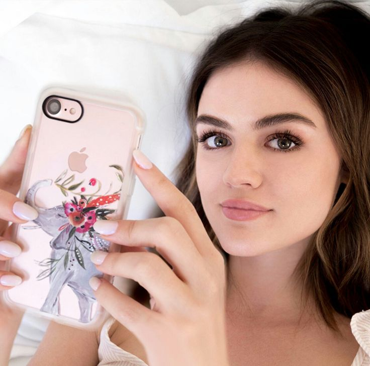 """Lucy Hale first collection as Casetify's Creative Director - """"Choosing your phone case should be a part of picking your everyday wardrobe, like the way you decide what shoes to wear."""""""