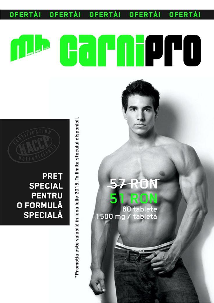 PROMOȚIE IULIE 2015 !!! - Carni PRO de la MuscleHouse  Vezi aici: http://suplimente-culturism.ro/promotie-carni-pro.html  Promoțiile sunt valabile în luna iulie 2015, în limita stocului disponibil!